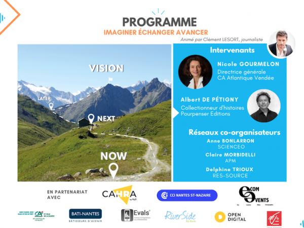 Participation du réseau à la co-organisation des webdéjeuners de L'université Jules Verne